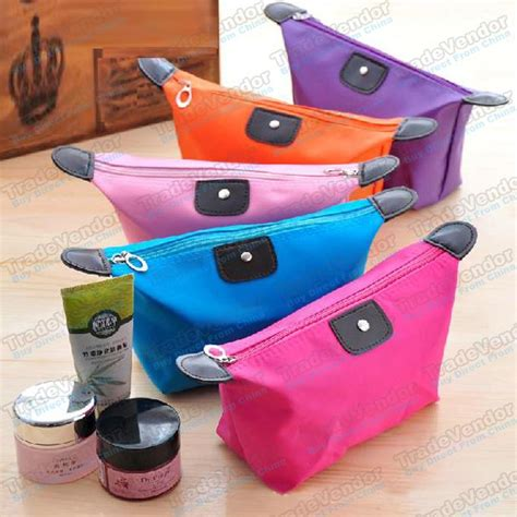 Dompet Kosmetik Pouch Cosmetic 2017 cosmetic bags cases handbag waterproof admission package storage bag makeup tools