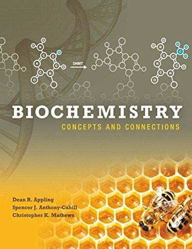 biochemistry concepts and connections books a la carte edition 2nd edition books biochemistry concepts connections by appling direct textbook