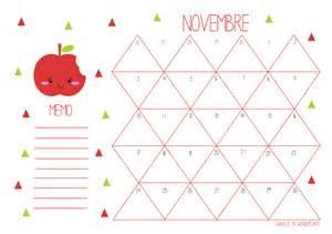 Calendrier 4 Novembre 2014 Printable Calendrier Novembre 2014 1
