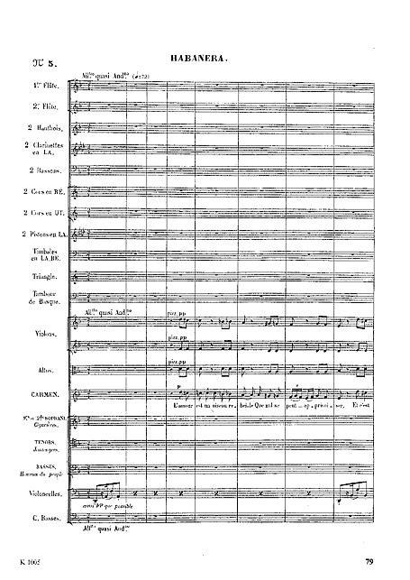 maria callas shqip carmen habanera orkester coro 4 v m soprano solista