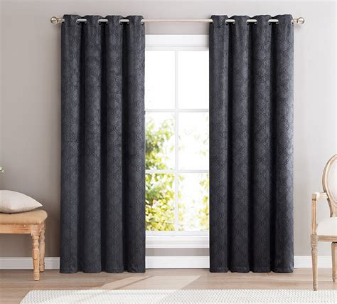 curtains for 8 foot wide window hlc me redmont lattice wide width thermal blackout grommet