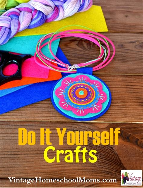 do it yourself crafts diy crafts for kids ultimate homeschool radio network
