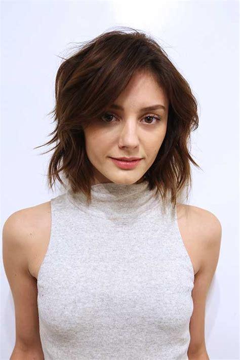 layered beachy medium length haircut 30 short layered haircuts 2014 2015 short hairstyles