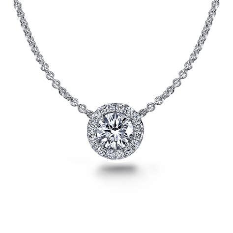 Diamant Halskette by Brilliant Cut Necklace