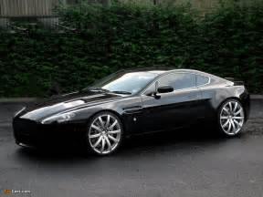 Aston Martin Vantage V8 2008 Aston Martin V8 Vantage Information And Photos