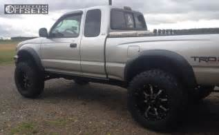 2004 Toyota Tacoma Accessories Wheel Offset 2004 Toyota Tacoma Aggressive 3 5