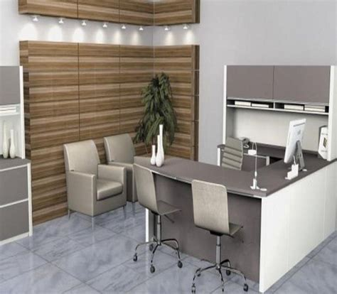 elegant minimalist office furniture modern office