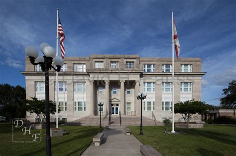 Highlands County Fl Court Records Highlands County Courthouse Courthouses Of Florida