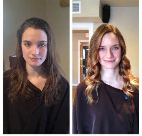 before and after hair color pictures before after hair color before after