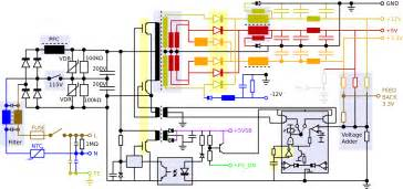 server power supply wiring diagram get free image about wiring diagram