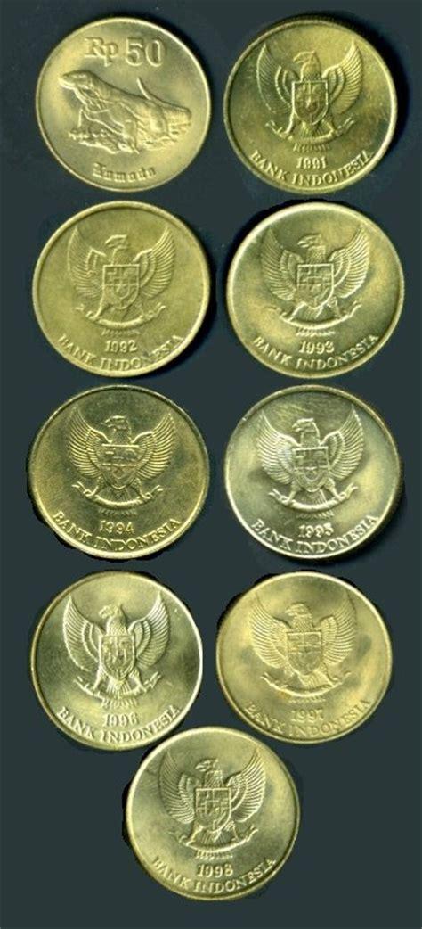 Koin Rp 50 Emisi 1971 info bolu harga jual uang logam indonesia dari rp 50 rp