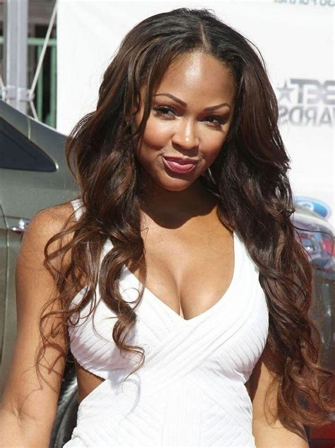 megan good face shape photo gallery of meagan good long hairstyles viewing 8 of