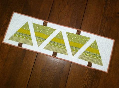 free pattern for christmas tree table runner o christmas tree table runner tutorial may chappell