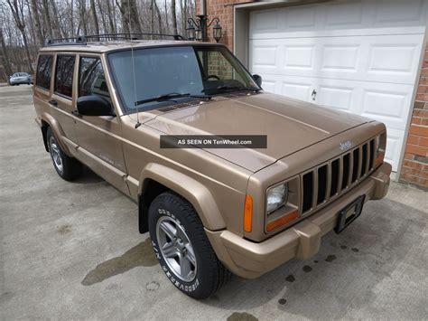 2000 jeep classic 2000 jeep cherokee classic 4wd