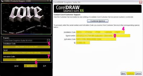 corel draw x6 free download full version serial included how to install corel draw x6 serial number and activation code free