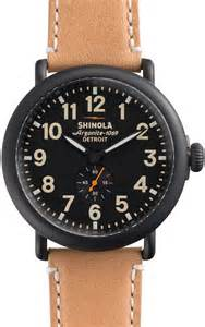 Alba Original 47mm shinola 47mm runwell blacktan where to buy how