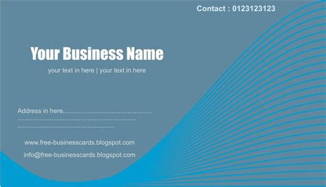 godaddy business card template business card india templates design free uniq