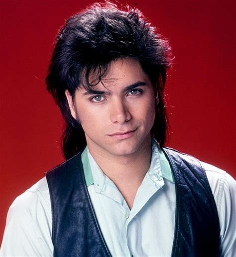 Stamos Hairstyle by Stamos House 80s Hair Style