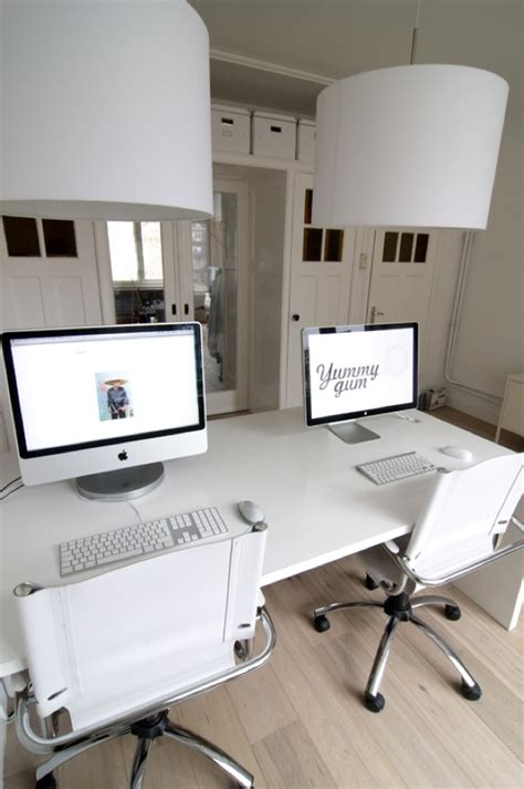 simple minimal office space that glows the tao of dana minimal and modern home offices to envy visual