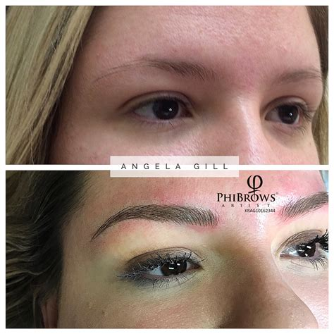 tattoo eyebrows in omaha ne microblading in grand rapids eliminates your eyebrow