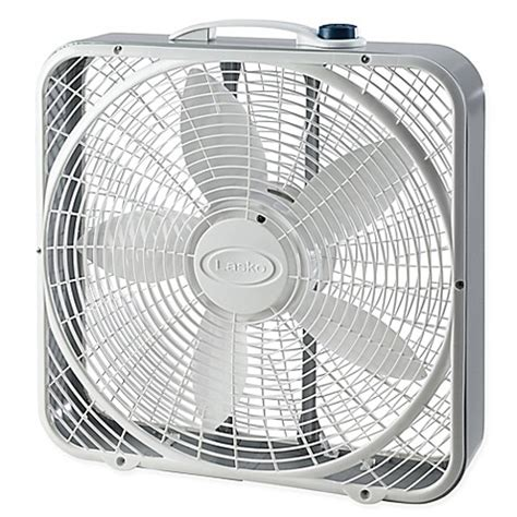 bed bath and beyond fan lasko 174 20 inch power plus box fan bed bath beyond