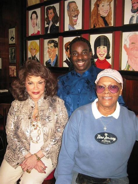 Dionne By Eric Summer connie francis dionne warwick shows draw record crowds
