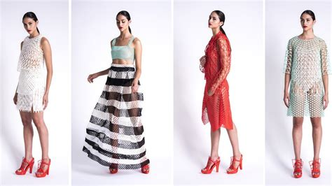 3d printed fashion line rapid ready technology