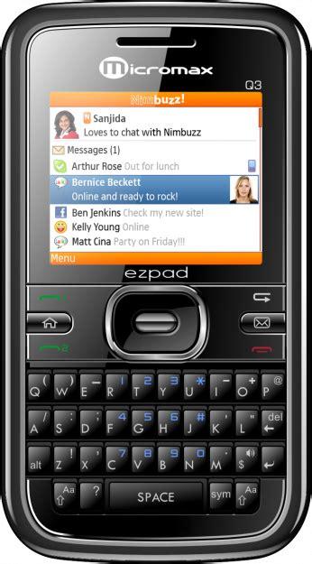 Hp Blackberry Q3 micromax q3 phone photo gallery official photos