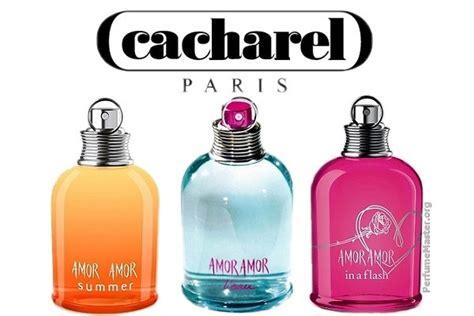 fragrance by design l latest fragrance news cacharel amor amor leau perfume