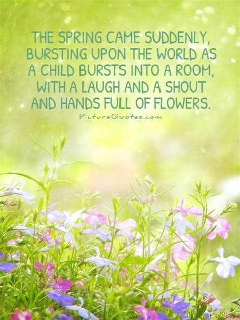 spring quotes spring quotes and sayings quotesgram
