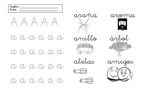 de la letra a actividades para imprimir mis cosas de maestra la letra a