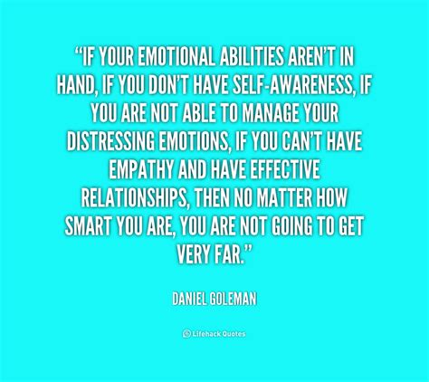 emotional intelligence quotes quotesgram daniel goleman quotes quotesgram