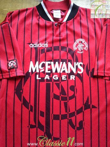 Glasgow Rangers Away 1987 1990 Jersey Original 32 best images about classic glasgow rangers football shirts on seasons home and