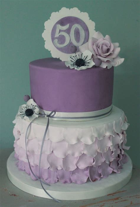 50th birthday cake ideas for women 214 best birthday cakes for ladies images on pinterest