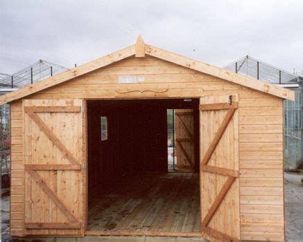 Sheds Donegal by Shed With Doors From Better Garden Products Of