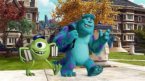 art karakter terbaru monster university dari disney pixar review monster university
