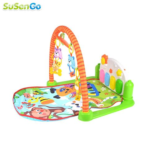 Piano Activity Mat by Susengo Baby Play Mat Activity Musical Piano