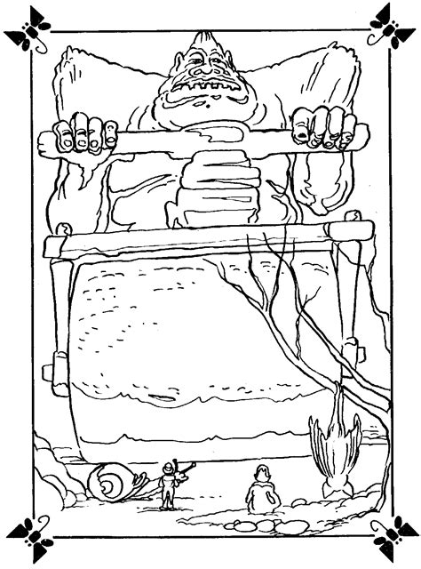 coloring pages story book neverending story coloring pages coloring pages