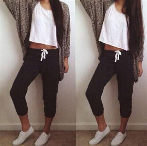 Zara Bed Linen - pants t shirt shirt blouse sweatpants fall perfect black fashion cozy sweater
