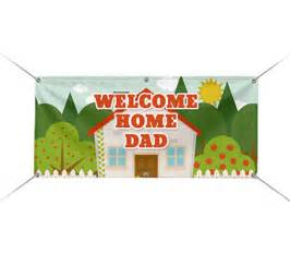welcome home banner welcome home banners welcome home banners