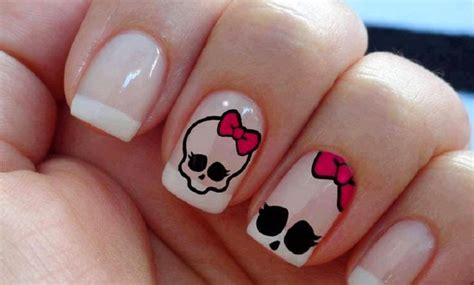 imagenes de uñas pintadas de helados beneficios de llevar las u 241 as pintadas