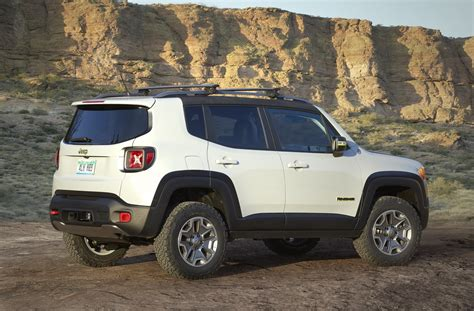 Jeep Renegade Road 2016 Jeep Renegade Commander Concept Picture 669252