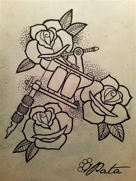 tattoo machine design tattoo machine by oldsqlh8 on deviantart