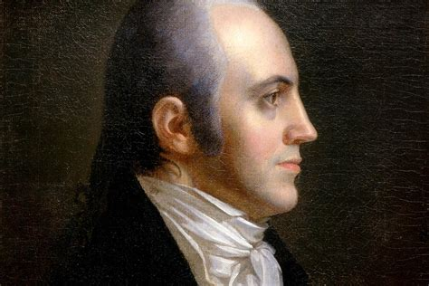 aaron burr aaron burr most hated man in american history jstor daily