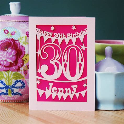 make personalised cards personalised birthday card by pogofandango