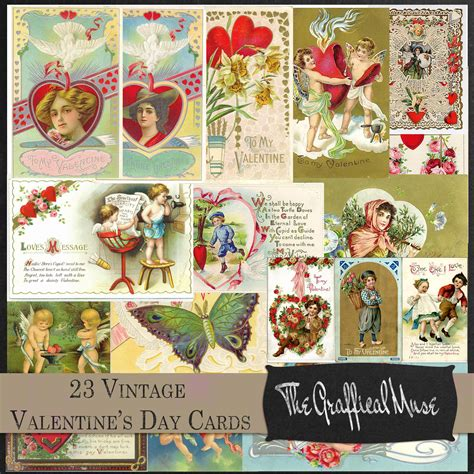 s day cards vintage valentines archives the graffical muse