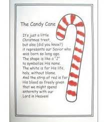 Candy cane poem candy canes and canes on pinterest