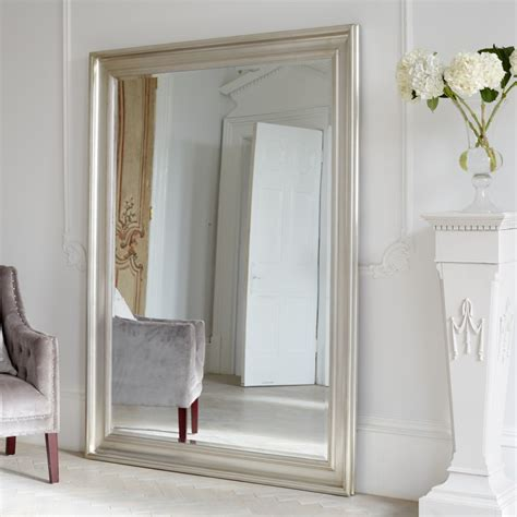 oversized wall bedroom appealing oversized mirrors for home decoration