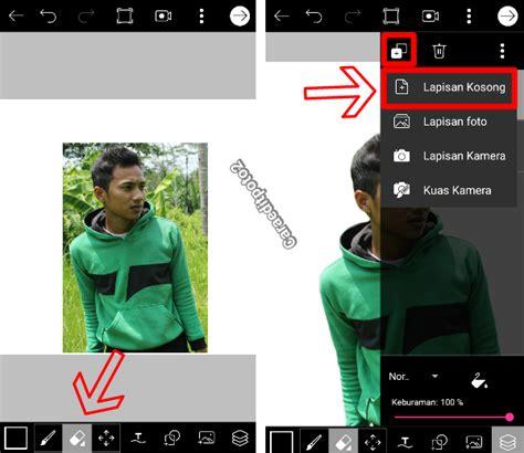 tutorial edit foto di picsart keren cara edit foto splatter effect keren di picsart