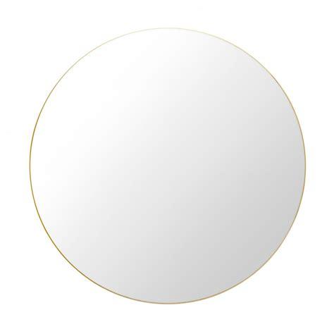Miroir Rond Laiton miroir rond 216 110 cm laiton gubi